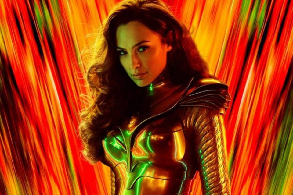 Gal Gadot returns as Wonder Woman, with a full slate of other female-led superhero blockbusters lined up for 2020 as well. WARNER BROS/Photo