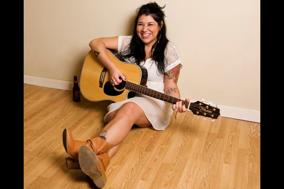 """Métis singer-songwriter Celeigh Cardinal is the recipient of a Juno Award – the 2020 Indigenous Artist Award of the Year for """"Stories from a Downtown Apartment."""""""