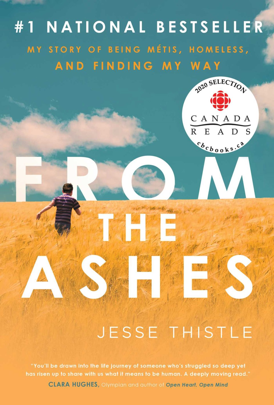 0510 thistle sh JesseThistle - From the Ashes