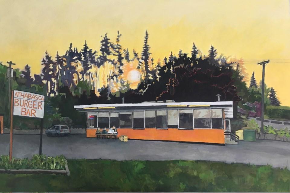 0611 portfolio sh Conneely -Athabasca Burger Bar