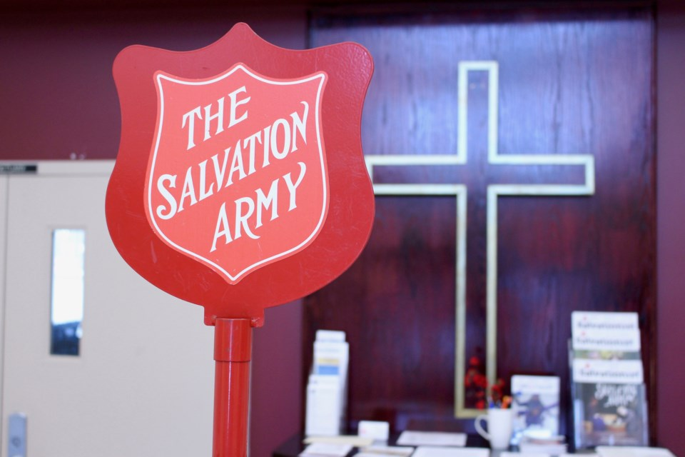 KY3 kicks off Salvation Army's bell ringing season in Springfield