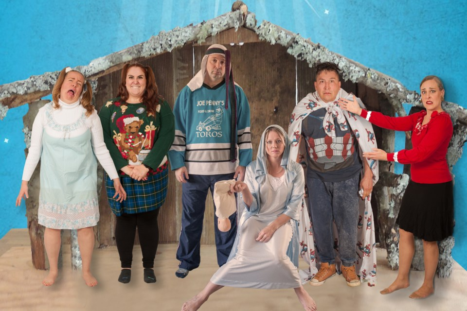 1212 Christmas Pageant _ Whizgiggling Productions _ Cast 2020