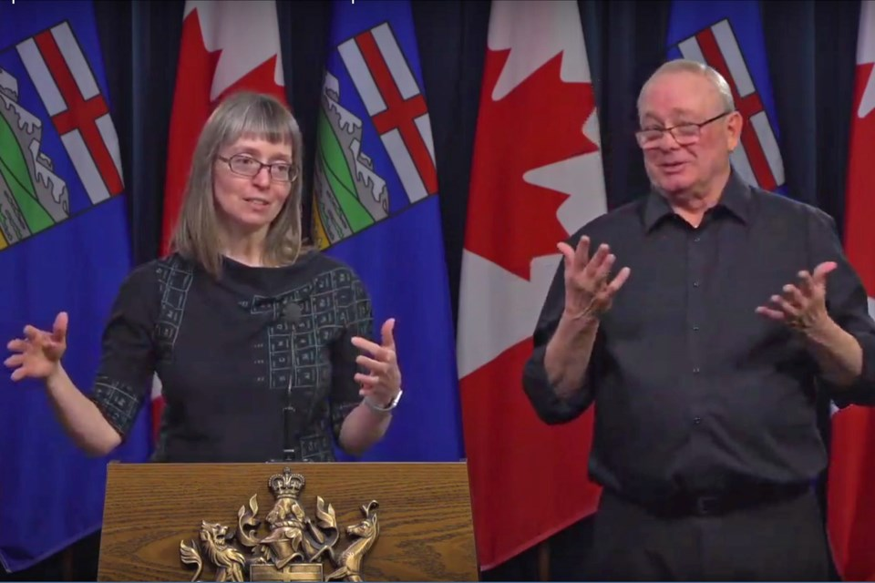Shop ramping up production of Alberta chief medical ...