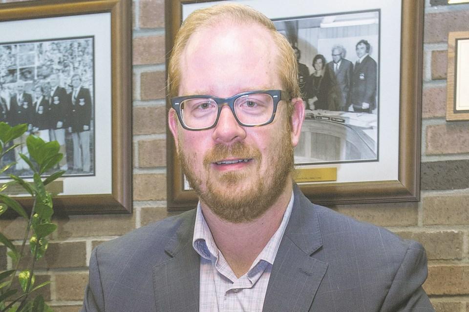 Matt Bachewich is president of Active Communities Alberta. FILE PHOTO/St. Albert Gazette