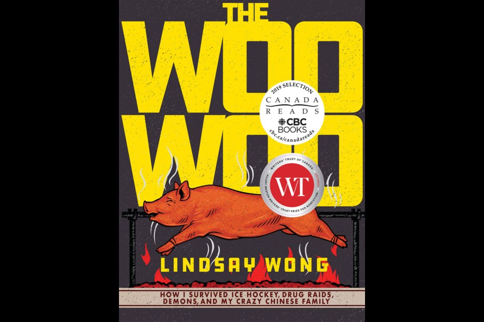 The Woo Woo: How I Survived Ice Hockey, Drug Raids, Demons, and My Crazy Chinese Family, by Lindsay Wong ARSENAL PULP PRESS/Photo