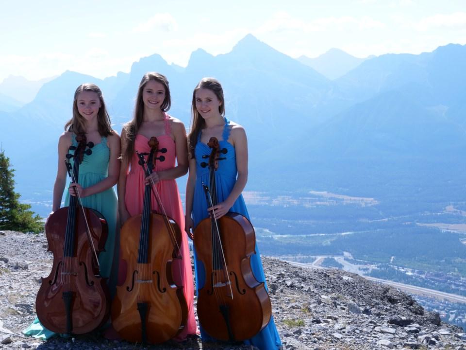 2011 Music - Three Sisters Cello P1211244