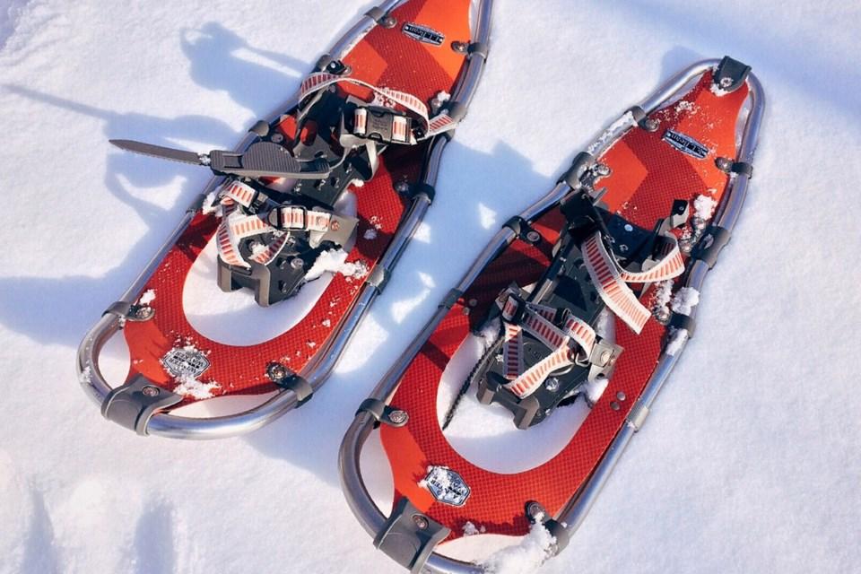 11 - Snowshoeing