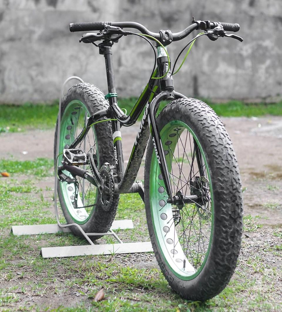 3 - Fat bike