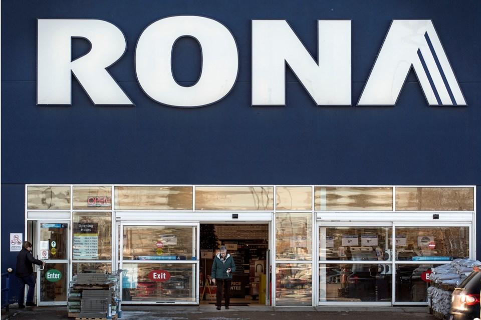 St. Albert Rona to close - StAlbertToday.ca