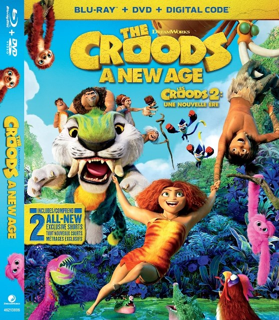 The Croods: A New Age. Who knew several years wouldn't lessen the joy?