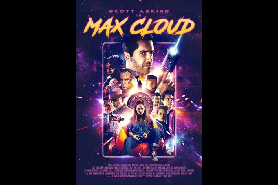 Perhaps the actual movie experience of Max Cloud doesn't live up to the promise of its poster.