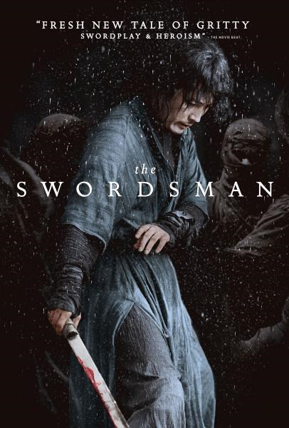The Swordsman by first-time writer/director Jae-Hoon Choi is on this critic's new list of favourite swordfighting movies.