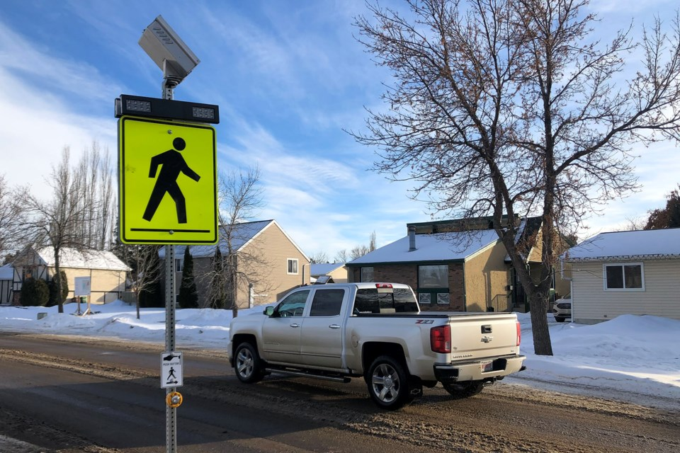 Get ready to slow it down, St. Albert. Council approved making all neighbourhood roadways 40 km/h instead of 50 km/h on Feb. 16. BRITTANY GERVAIS/St. Albert Gazette