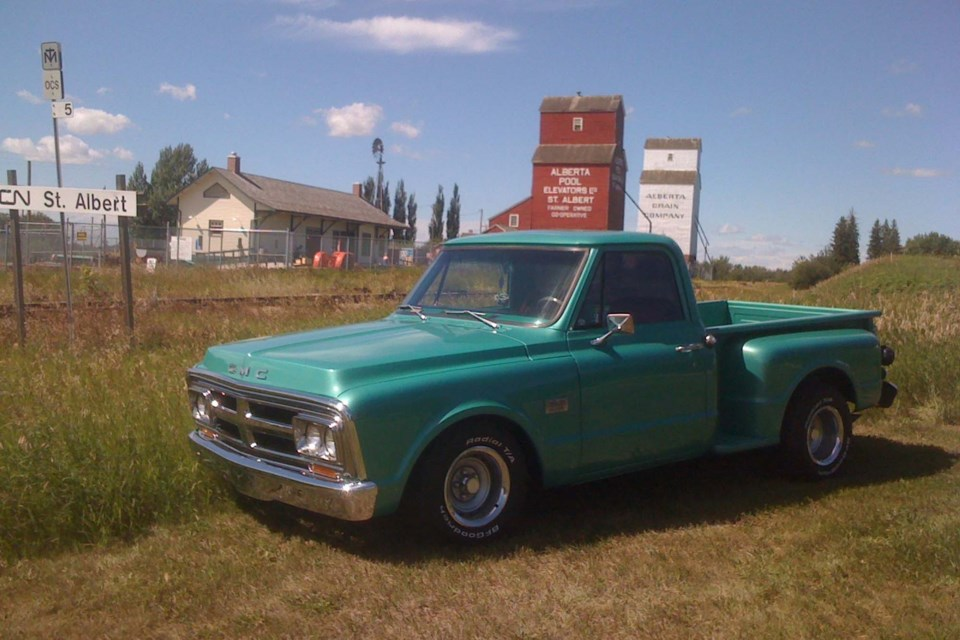 What do you get when you cross classic cars with iconic St. Albert landmarks? It's the Landmark Rally and the scavenger hunt of sorts is the newest feature to this year's Rock'n August, just in time for its 25th anniversary. Hey? Does that make the festival a classic too? GREG CHARTERS/Photo
