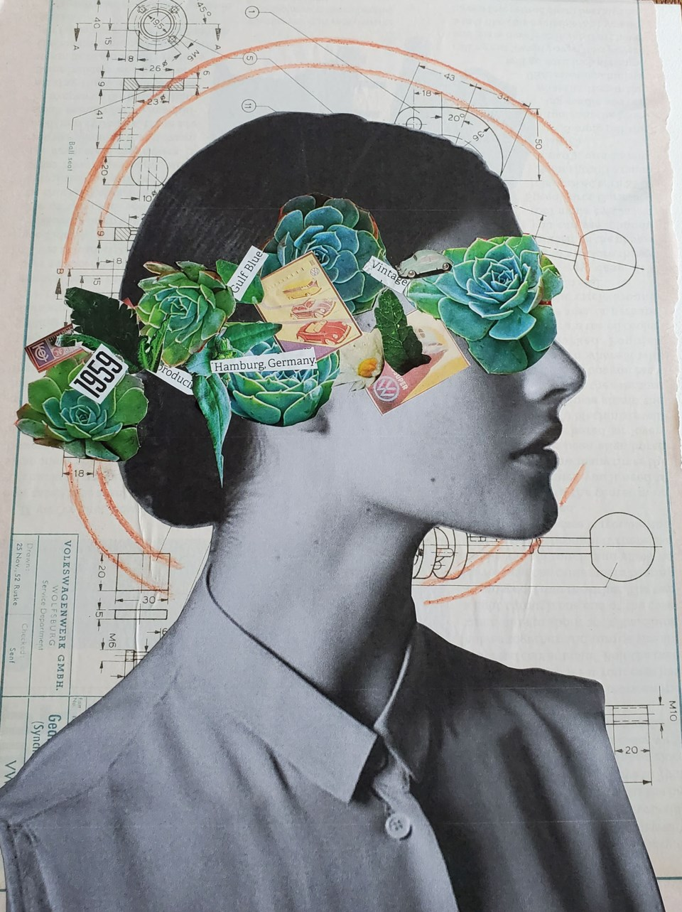 Anke Jacobs Collage