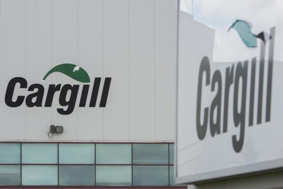cp cargill shot