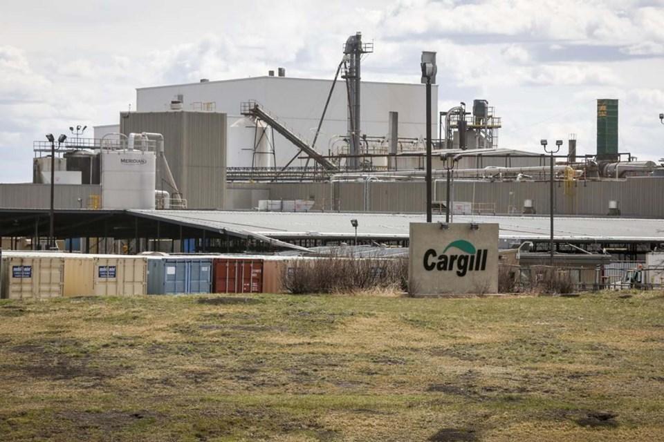 cp cargill vacc