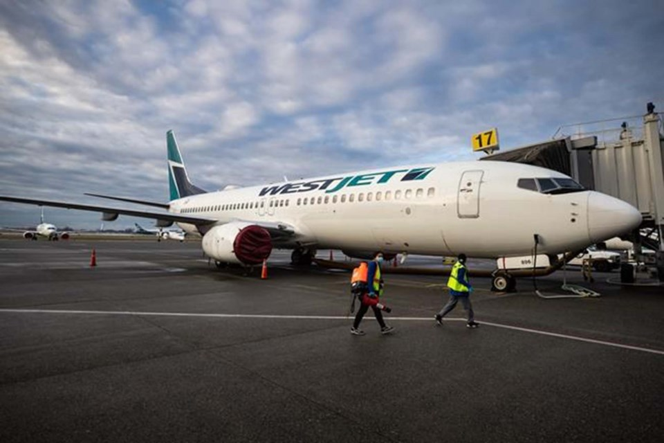 cp westjet layoff
