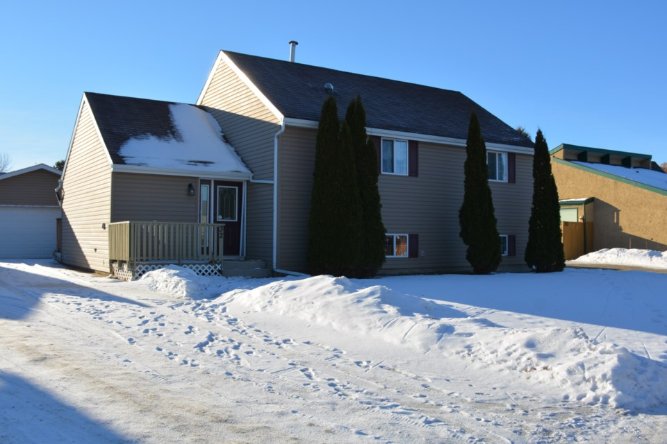 The proposed rezoning of this Akins Drive property could mean that it would be the future home of St. Albert's first birthing centre, a project run by St. Albert Community Midwives.