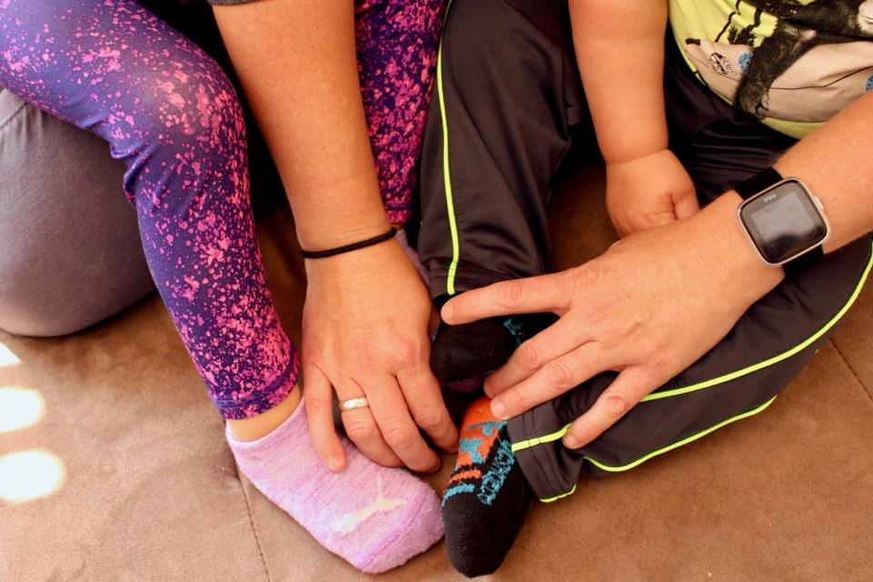 hands feet jlh