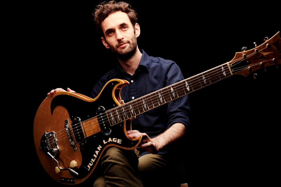 Five-time Grammy Award nominee Julian Lage appears via a pre-recorded performance at the Edmonton International Jazz Festival on June 19.