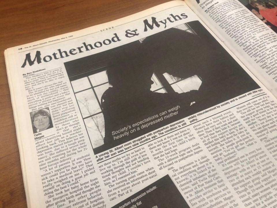 motherhood and myths