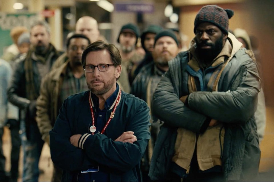 Emilio Estevez directed and stars in this drama that seems custom-suited for Reel Mondays. The Public is about the inestimable social value of public libraries. UNIVERSAL PICTURES/Photo