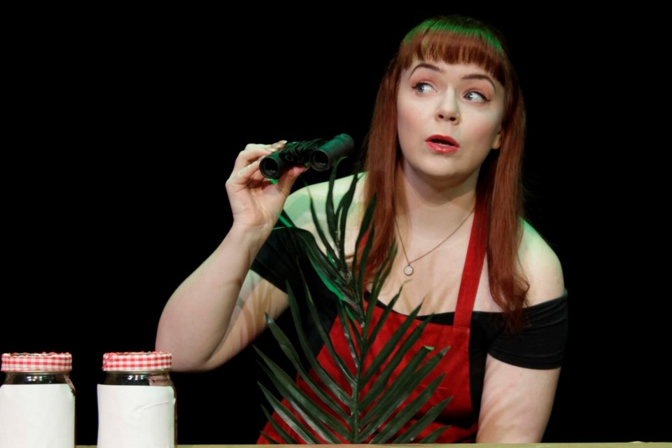 Anyone who has ever worked as a barista will enjoy Confessions of a Redheaded Coffeeshop Girl, a series of comedic observations, taking place at the Arden Theate on Jan. 31, 2020.