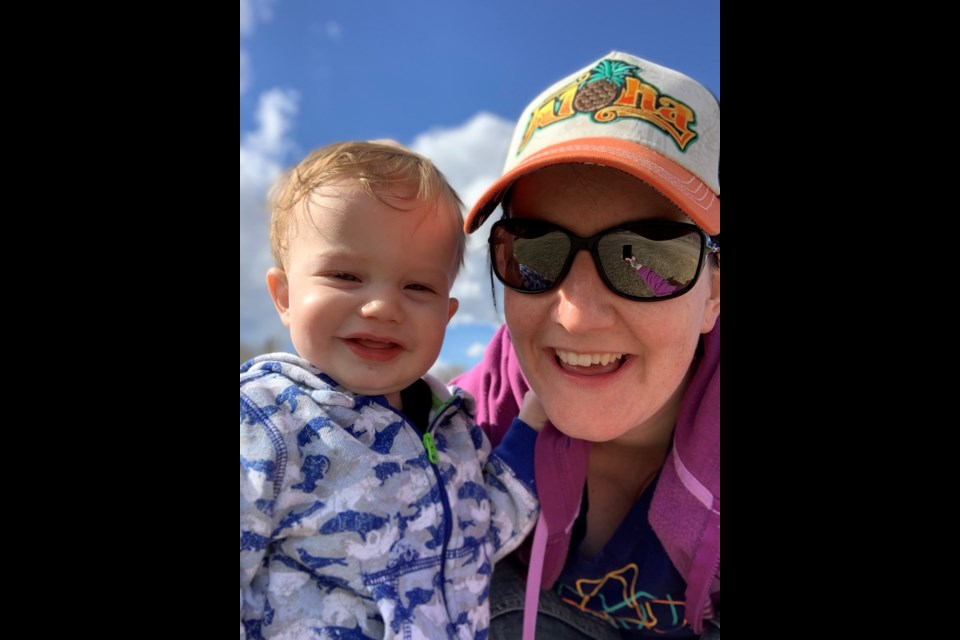 Amanda Cundliffe was diagnosed with MS after experiencing strange tingling sensations in her forearms and back. With a prompt diagnosis and the right treatment, she lives an active, healthy life and was able to start a family, too.