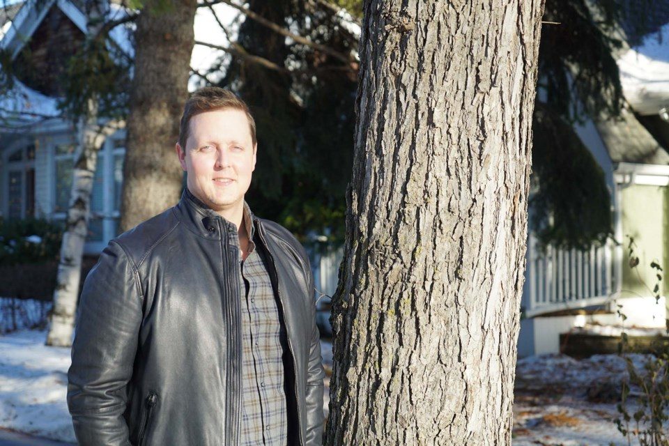 The sun is certainly shining on Kurt McLeod as principal photography on Cop Shop wrapped up only a few weeks ago. It's the St. Albert-raised financial advisor's first major Hollywood movie project, and not likely his last. FILE PHOTO/St. Albert Gazette