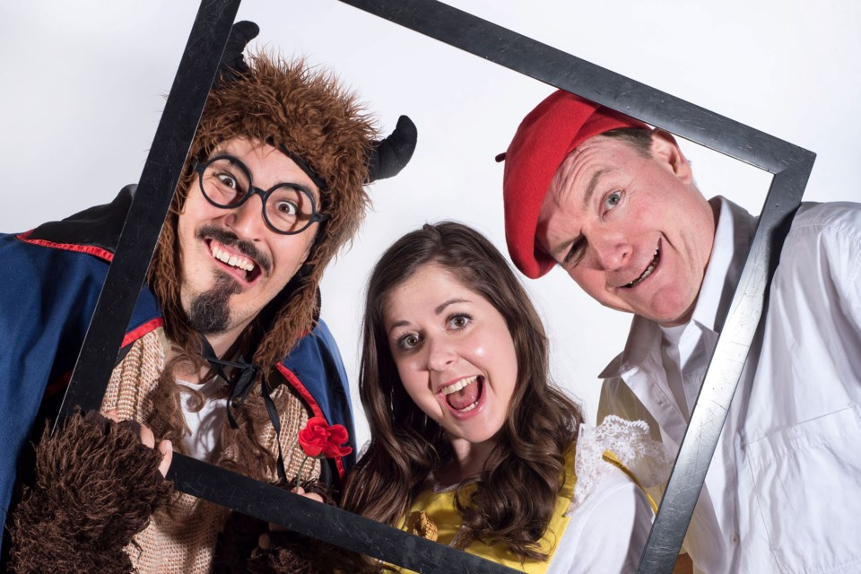 The ever popular Dufflebag Theatre returns to the Arden Theatre on Sunday, April 19 spinning a bit of theatrical magic with Beauty and the Beast.