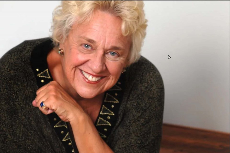 Acclaimed author and filmmaker Ann Wheeler will attend a presentation and talk on the film Bye Bye Blues and a separate event where she will talk about her new book Taken by the Muse: On the Path to Becoming a Filmmaker at STARFest in October. SUPPLIED/Photo