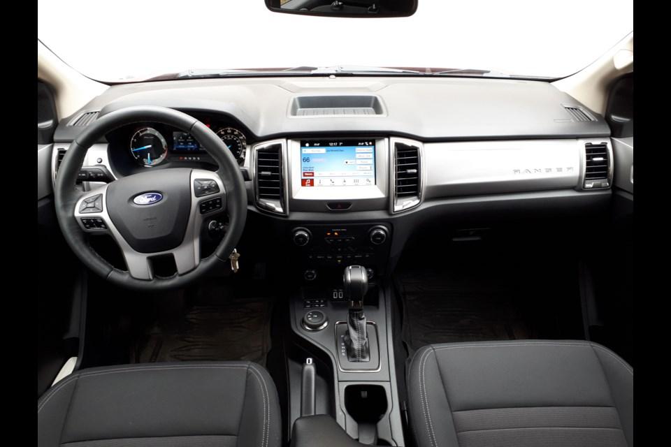 Auto Talk 2019 Ford Ranger Xlt 4x4 Stalberttoday Ca