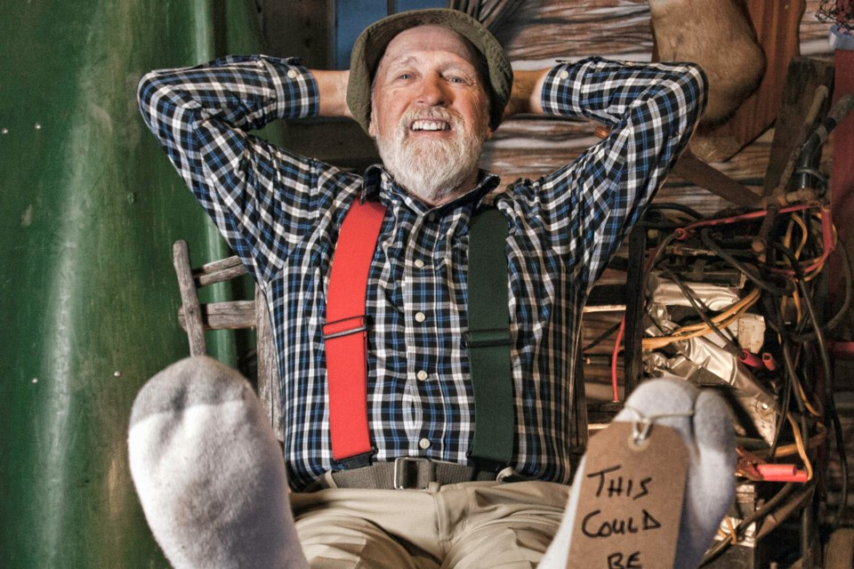 Comedian Steve Smith, better known as Red Green, announced a 29-stop Canadian tour, This Could Be It. He performs at the Arden Theatre on Sept. 21.