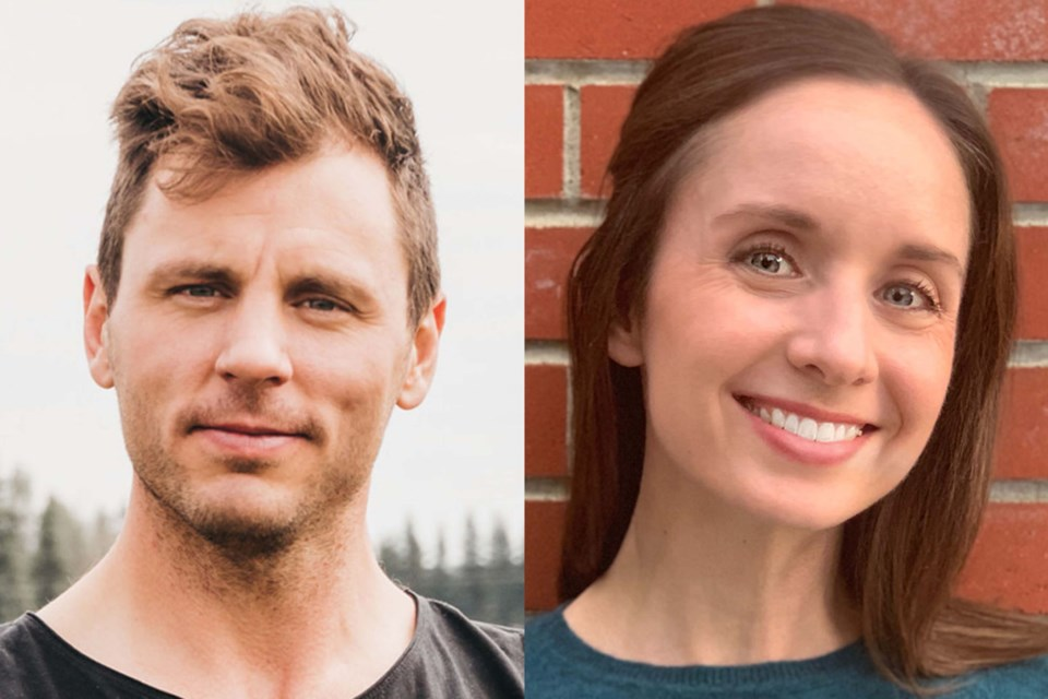 Andrew Rosychuk and Dawn Trautman are two of this year's recipients of the Nuffield Canada Agricultural Scholarships.