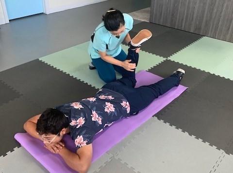 Tricky Massage