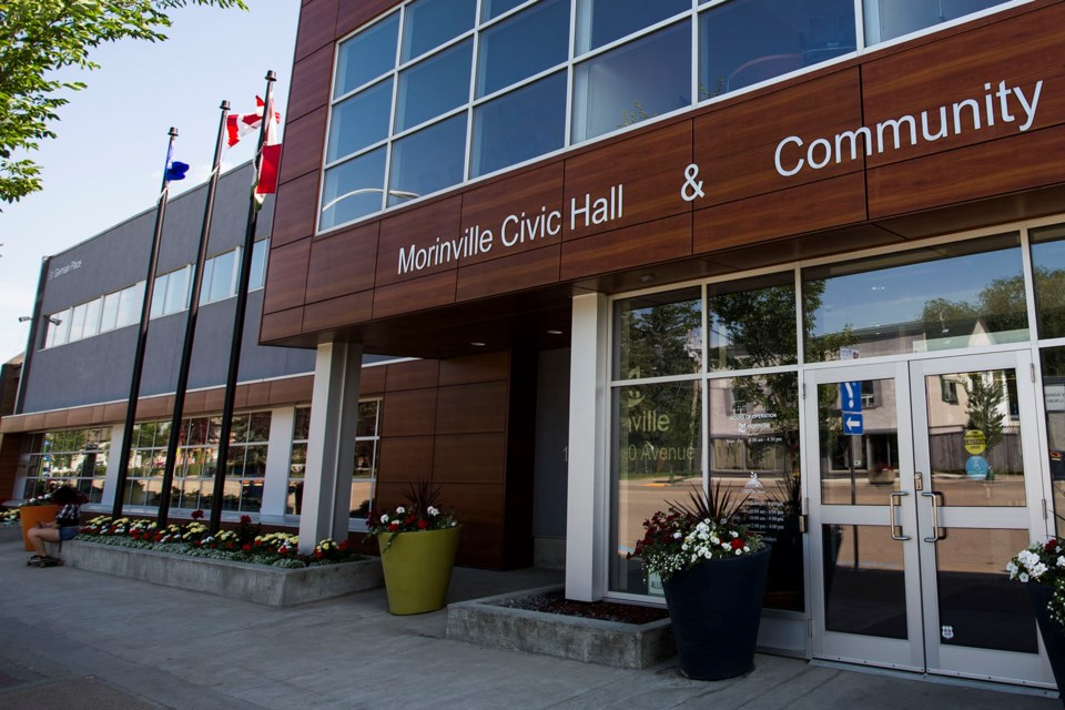 morinville town hall stk CC 5251