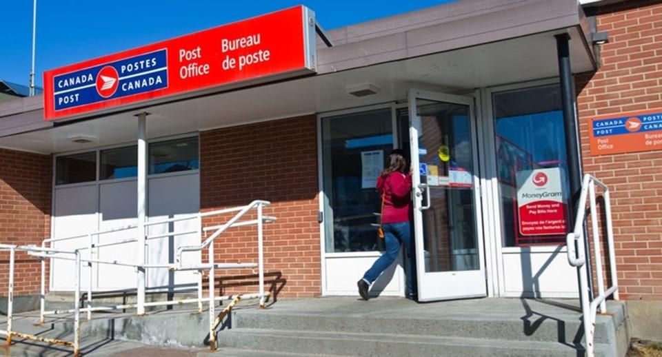 St. Albert Canada Post
