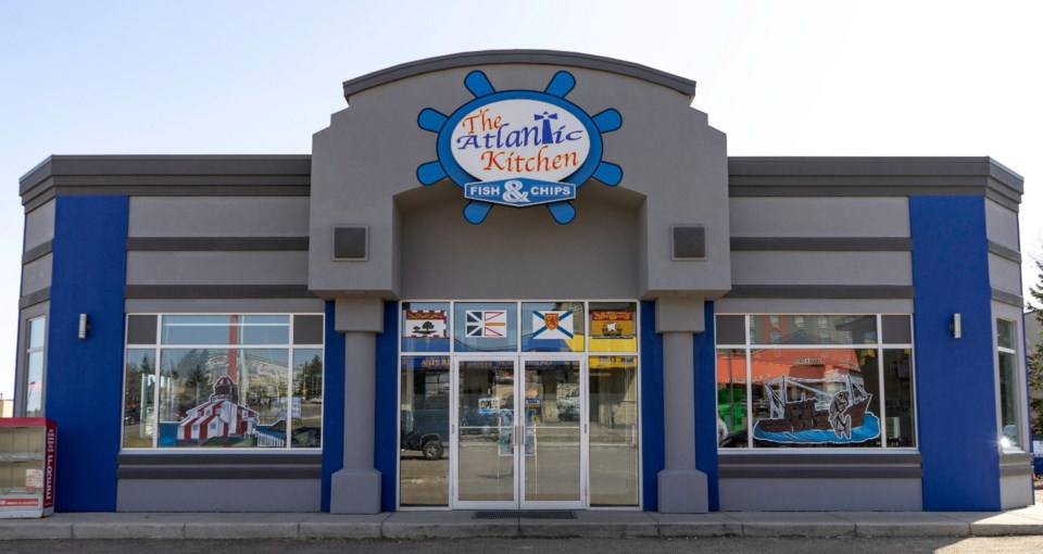 Experience The Food And Atmosphere Of The Atlantic Kitchen Stalberttoday Ca