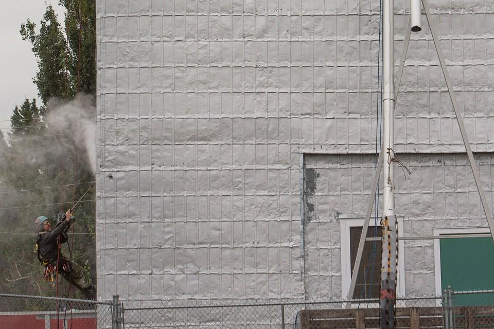 SA or IG grain elevator wash CC 7904
