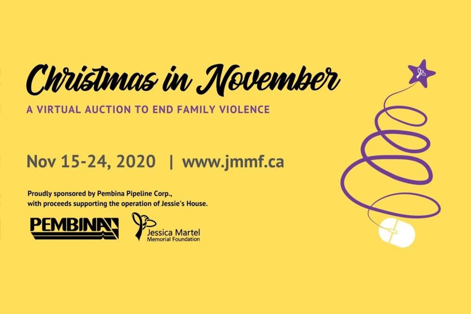 JMMF Xmas in Nov