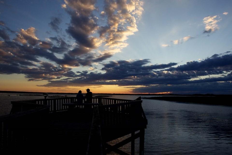 big lake sunset-BY-3215 CC