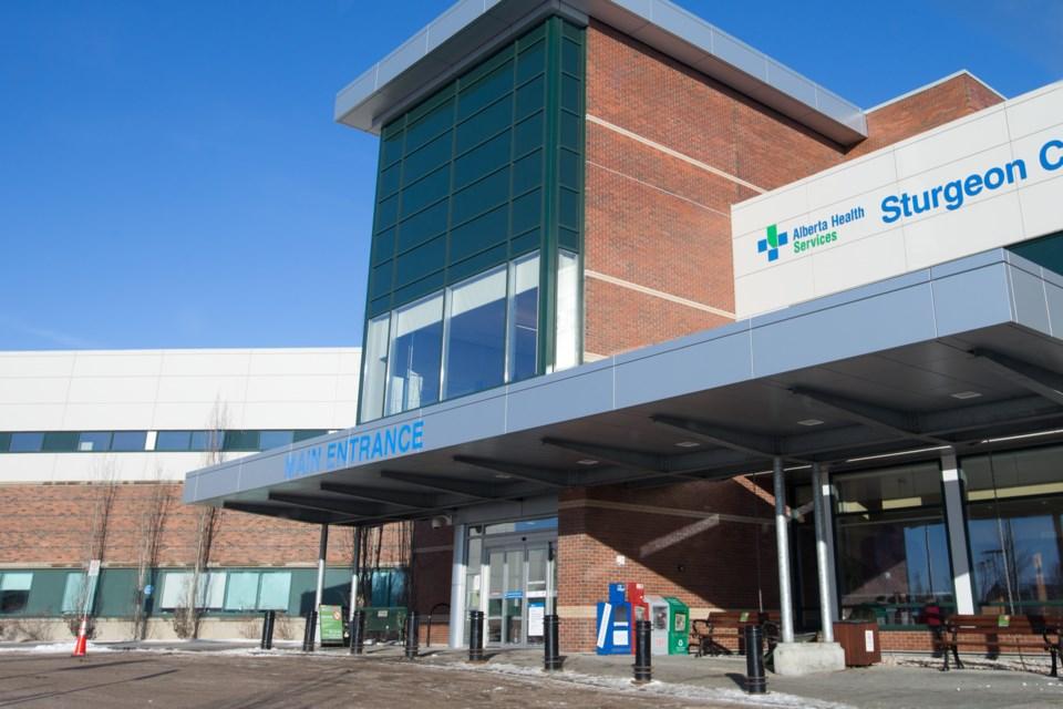 Sturgeon Hospital