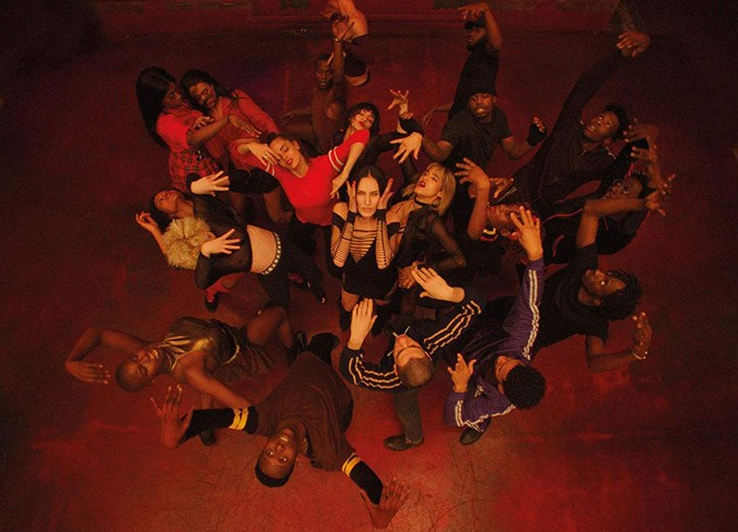 Climax is sensationalist director Gaspar Noé's new film. A group of dancers have a house party but someone spikes the punch, leading to horrible consequences. A24 FILMS/Photo