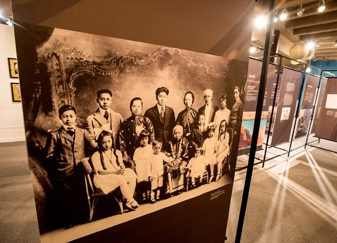 Visitors to the Musée Héritage Museum in St. Albert Place will be able to learn more about the gold rush and Chinese migrants who came to Canada in search of gold when they take in the museum's new exhibit entitled Gold Mountain Dream.