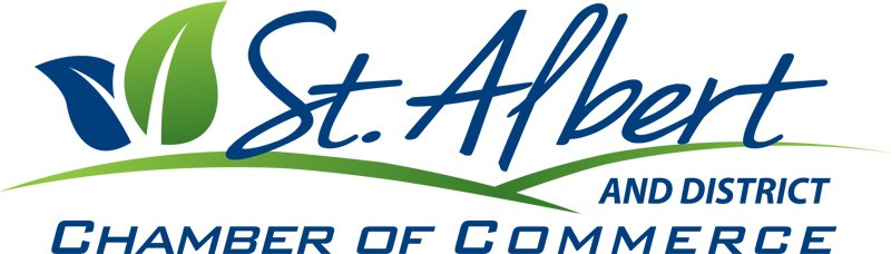 The St. Albert Chamber of Commerce has a new logo it will formally unveil next month.