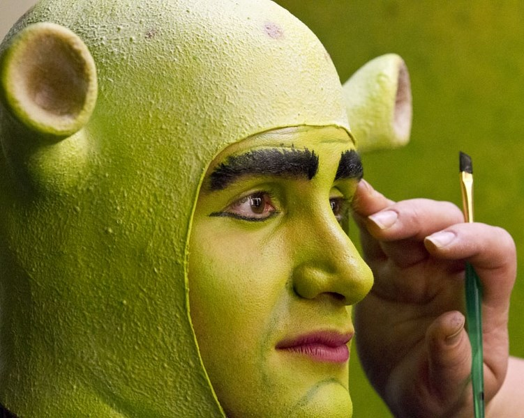 The Making Of Shrek Stalberttoday Ca