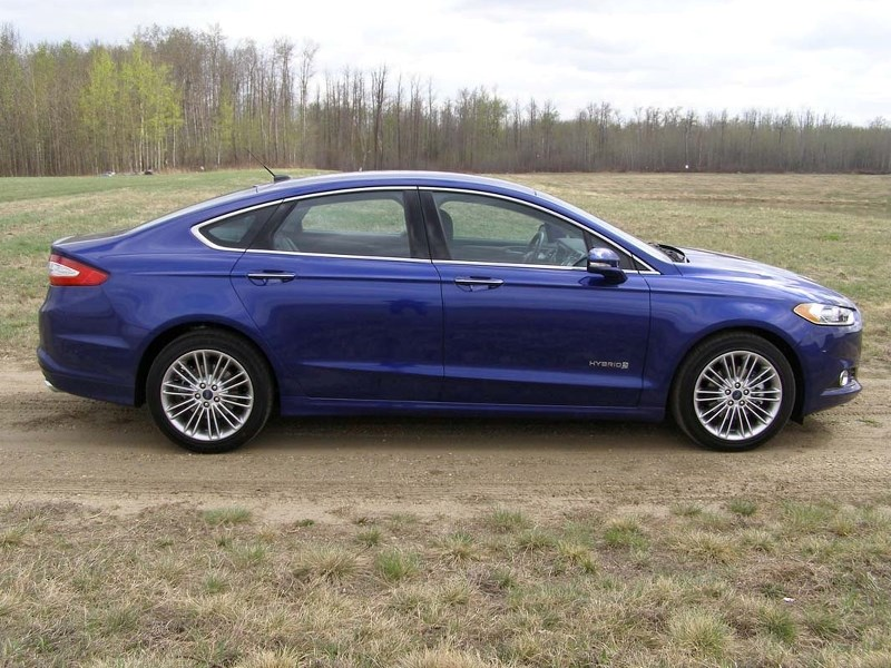 REDESIGNED – The Fusion was redesigned for the 2013 model year after the first generation's success.