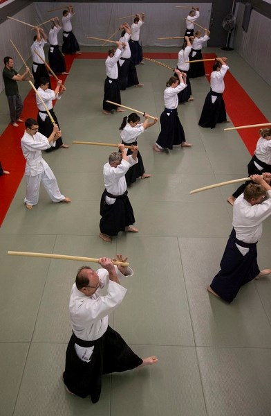 Aikido Is About More Than Just The Sword Work Stalberttoday Ca
