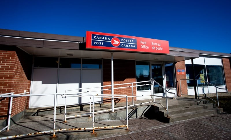 Canada Post is proposing the closure of the Perron Street post office.